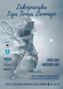 tn tenis liga 21 plakat